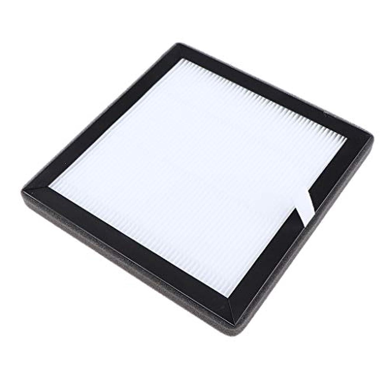 動く上下する無駄な60Wネイルアートダスト真空吸引コレクターのための流出しないフィルターファンスクリーン