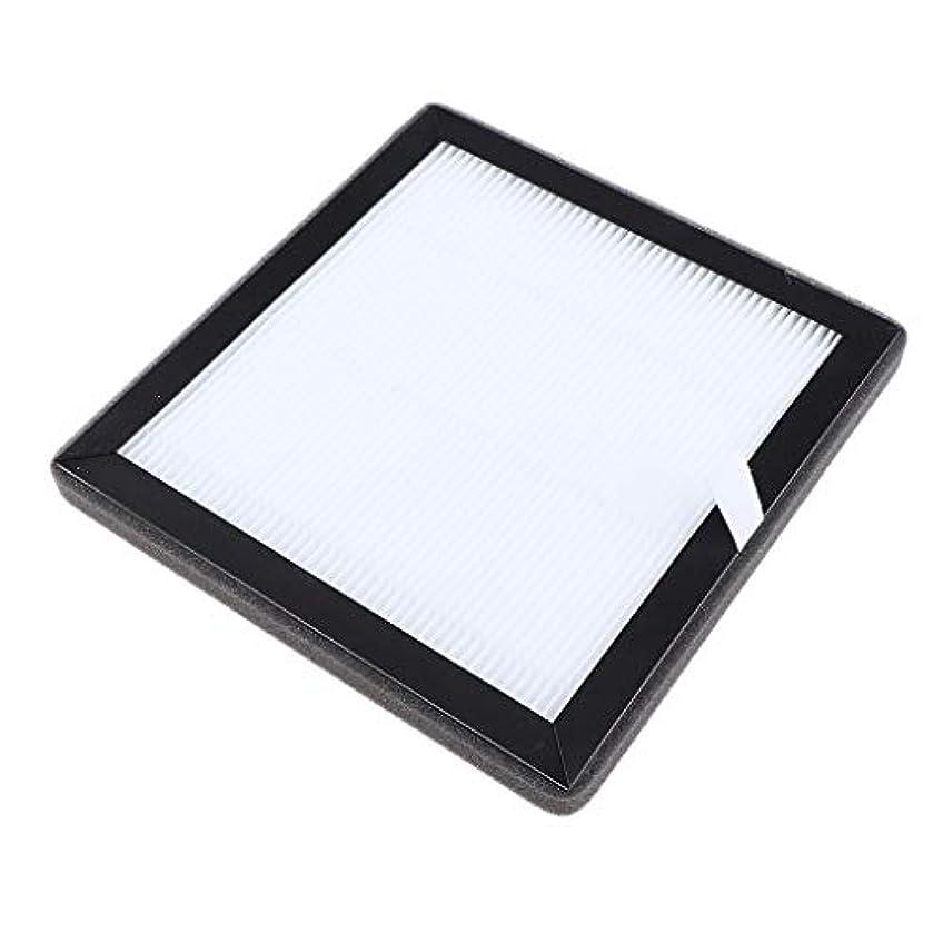 グレーきらめき是正する60Wネイルアートダスト真空吸引コレクターのための流出しないフィルターファンスクリーン