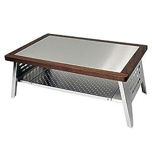 笑's テーブル 焚き火調理台450re/SHO-0014re
