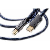 FURUTECH ADL  USBケーブル USB2.0  480Mbps A⇔Bタイプ 0.6m FORMULA2B0.6