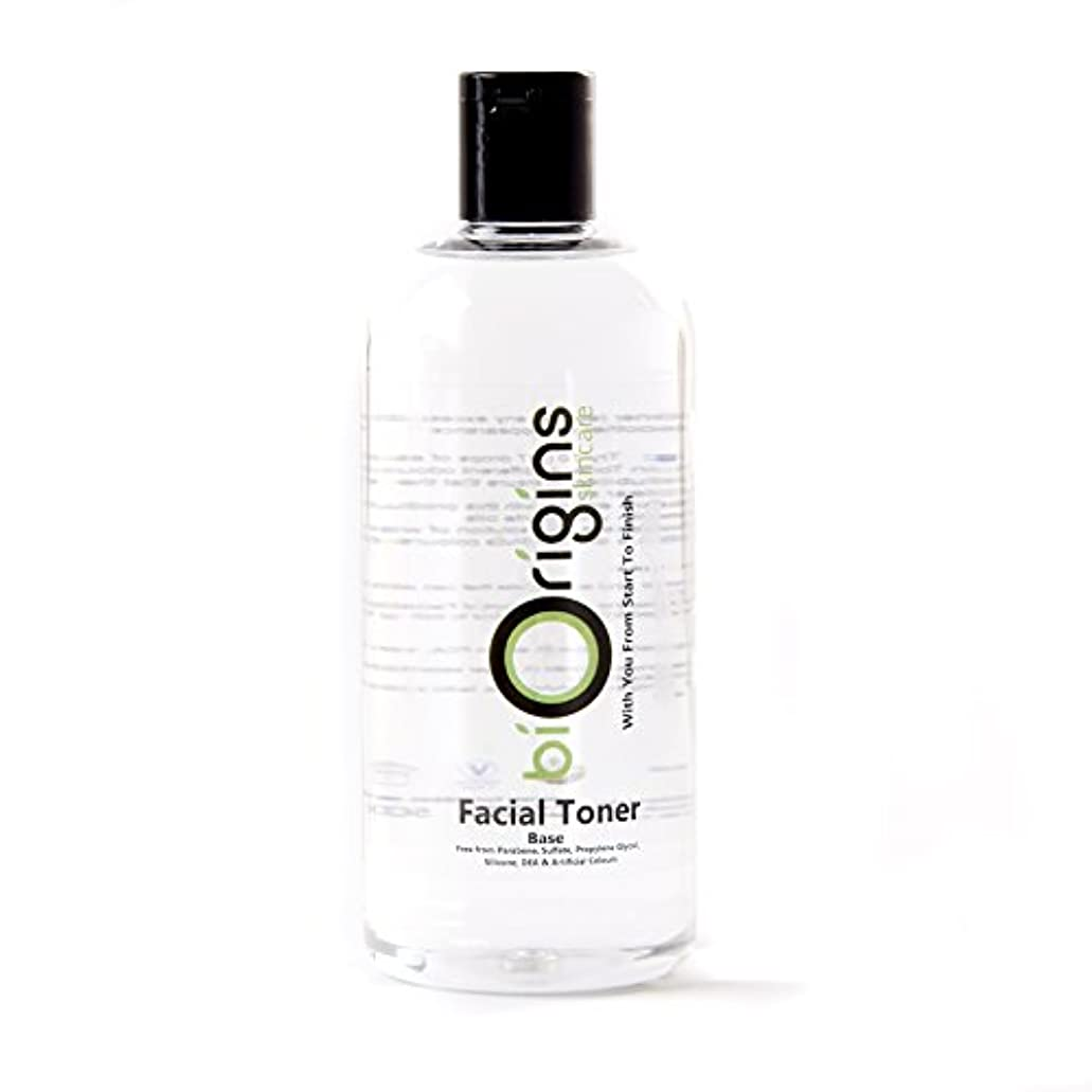 ドット開拓者弾性Facial Toner - S&P Free - Botanical Skincare Base - 1Kg