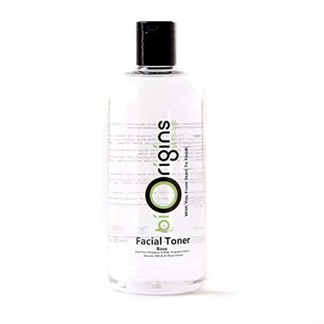 ハウジング盗難仕事に行くFacial Toner - S&P Free - Botanical Skincare Base - 500g