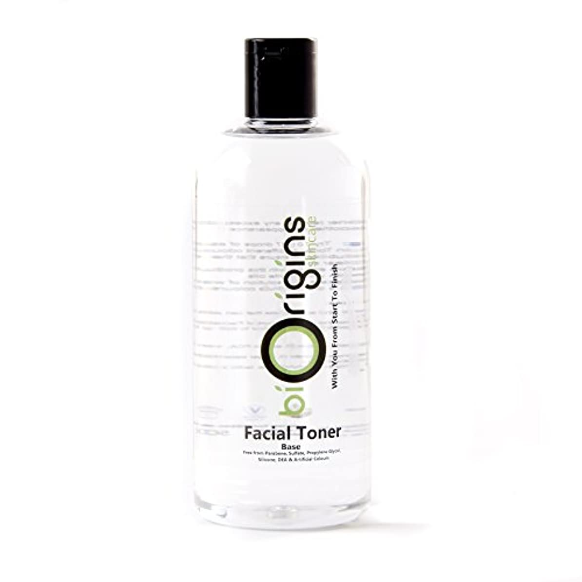 馬鹿げた避ける直感Facial Toner - S&P Free - Botanical Skincare Base - 1Kg