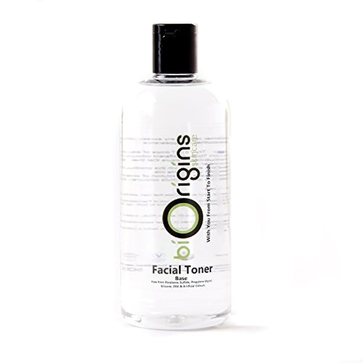 自動化赤外線異なるFacial Toner - S&P Free - Botanical Skincare Base - 1Kg