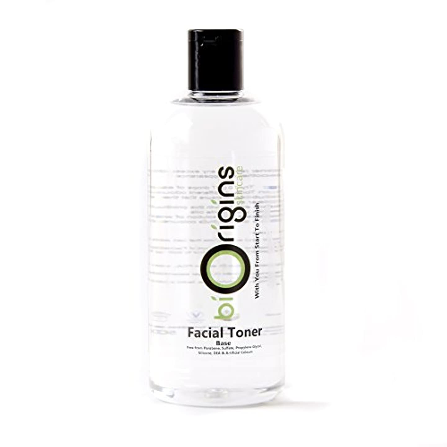 壮大受け入れプロポーショナルFacial Toner - S&P Free - Botanical Skincare Base - 500g