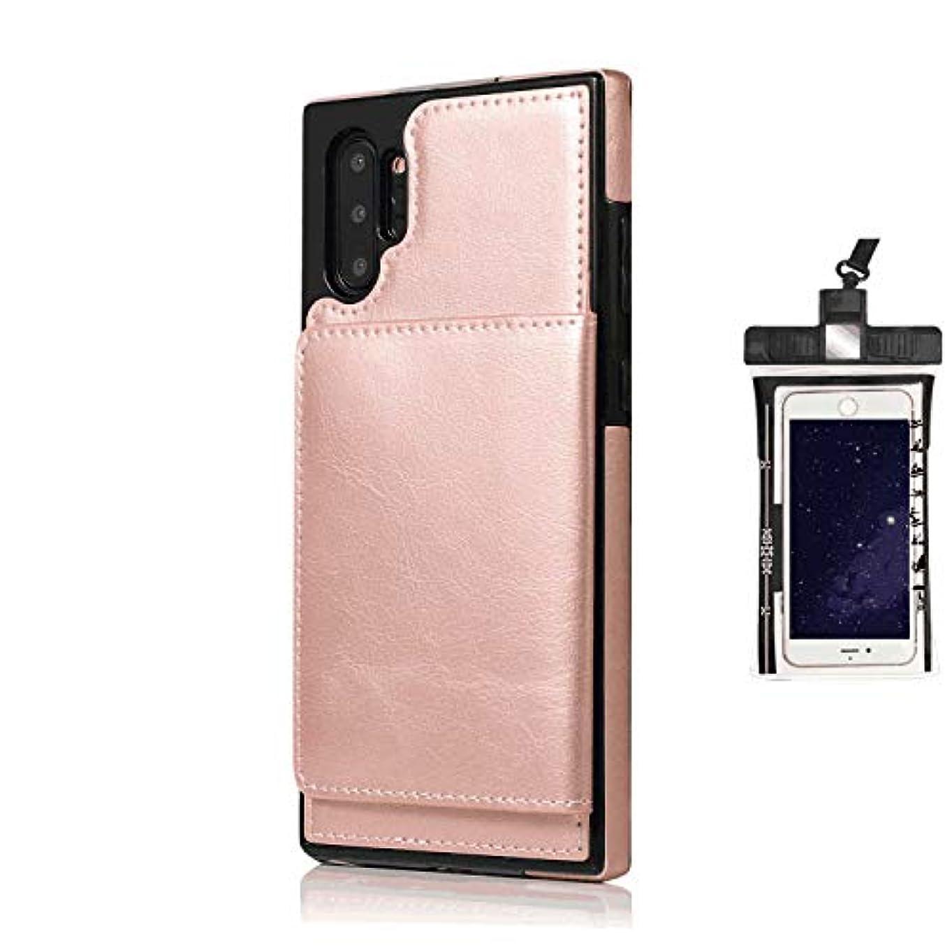 バラ色トレーダー真面目な耐汚れ 手帳型 サムスン ギャラクシー Samsung Galaxy S9 ケース レザー スマホケース 財布型 本革 カバー収納