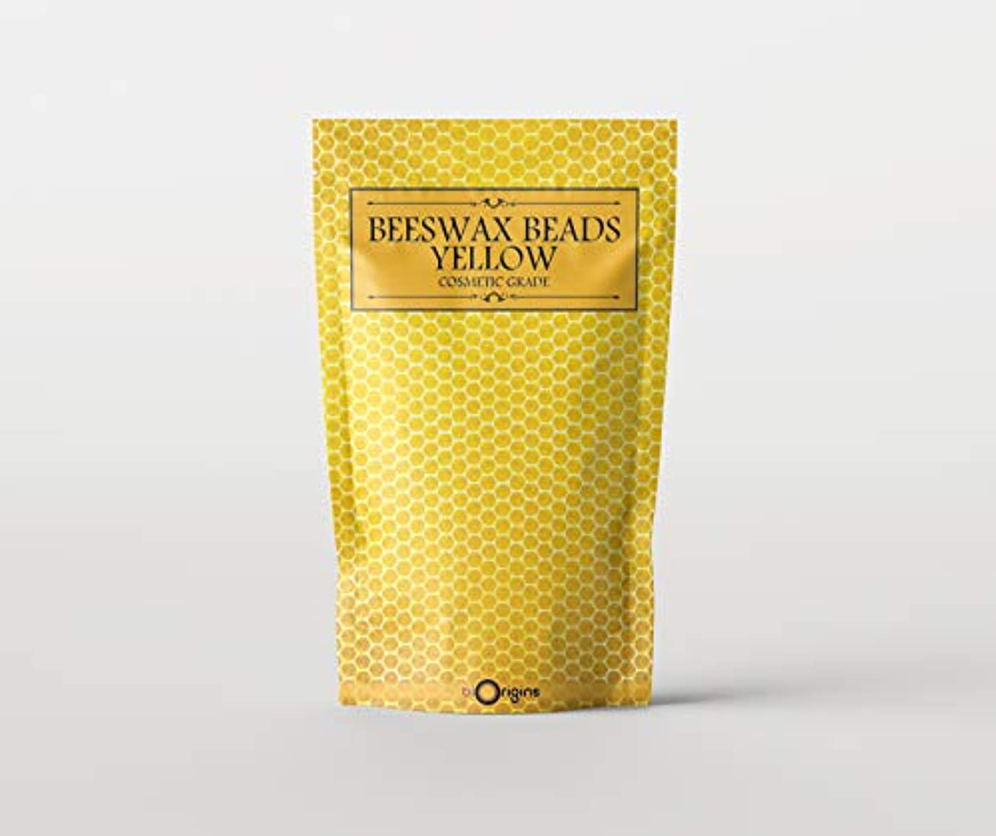 数値できればなだめるBeeswax Beads Yellow - Cosmetic Grade - 1Kg