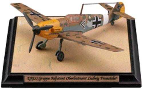 技MIX 技WW09 Bf109E-7/Trop 第27戦闘航空団