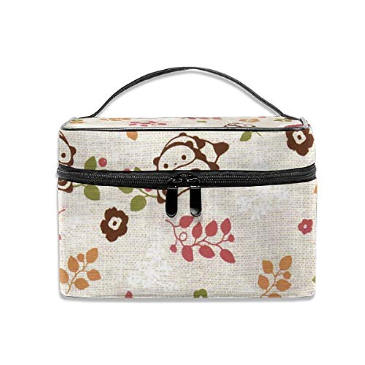 プレートキャベツ式タレパンダ 化粧ポーチ メイクポーチ コスメバッグ 収納 雑貨大容量 小物入れ 旅行用