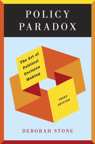 Download Policy Paradox: The Art of Political Decision Making 0393912728