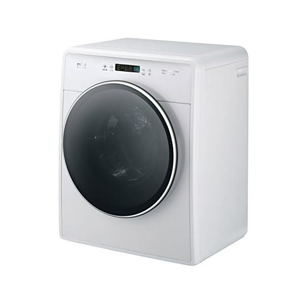 DAEWOO 3.0kg ドラム式洗濯機 ホワ...の紹介画像2