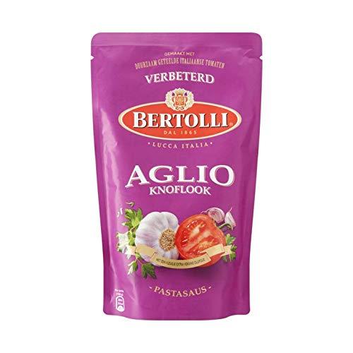 パスタ・ソース | Bertolli | ニンニクの袋にパスタソース | 総重量 500 グラム