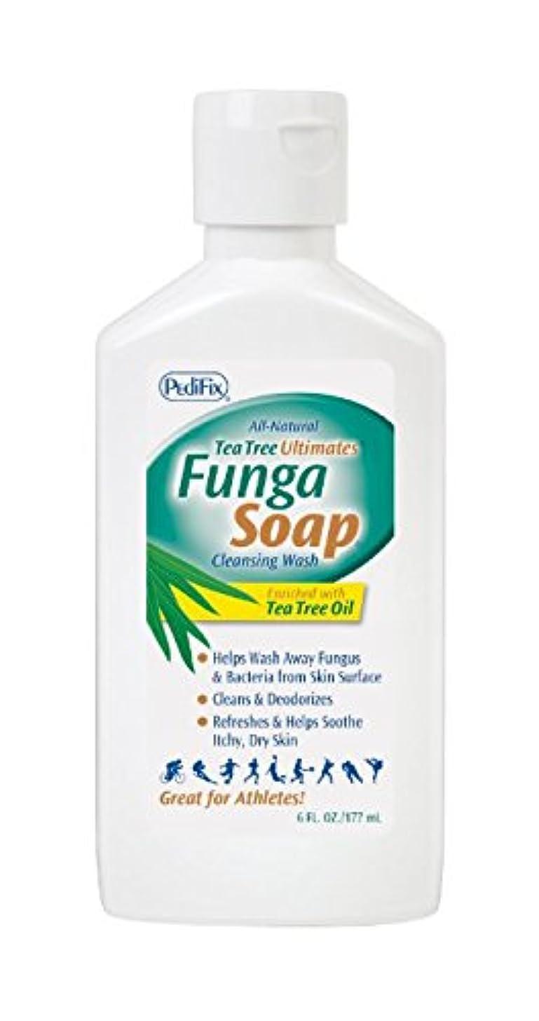 仮定するさようならけん引ファンガソープ 177ml/ FungaSoap Cleansing Wash [海外直送品] [並行輸入品]