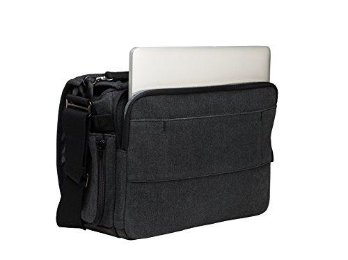TENBA Cooper 13 DSLR Camera Bag Grey Canvas 637-403