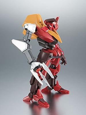ROBOT魂 コードギアス [SIDE KMF] 紅蓮弐式(甲壱型腕装備) 約125mm ABS&PVC製 塗装済み可動フィギュア