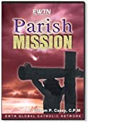 PARISH MISSION:Very Rev. William P. Casey C.P.M. delivers old-time religion wrapped in Catholicism's timeless tenets DVD【DVD】 [並行輸入品]
