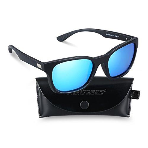 PANIFREEX偏光レンズ メンズスポーツサングラス 超軽...