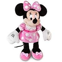 ディズニー( Disney ) US公式商品Minnie Mouse Plush Stuffed人形スモールサイズ[並行輸入品]