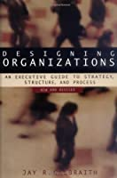 Designing Organizations: An Executive Guide to Strategy, Structure, and Process (Jossey Bass Business & Management Series)