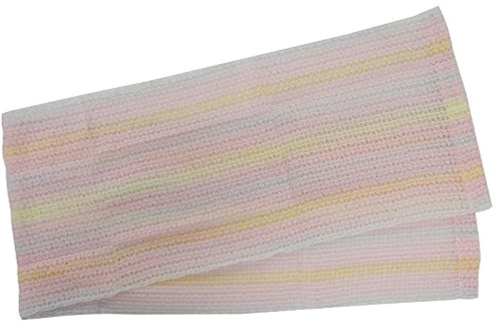 試してみる乱気流名前小久保 『もっちり泡でお肌を包み、やさしい洗い心地』 もこもこあわわボディタオル 20×100cm 3285