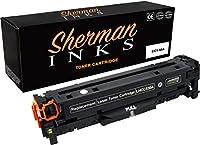 Sherman ブラック 互換トナーカートリッジ 交換用 プリンターモデル Canon 118 ImageClass LBP7200Cdn LBP7660Cdn MF726Cdw MF729Cdw MF8350Cdn MF8380Cdw MF8580Cdw