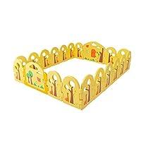 DS- 乳児用フェンス ベビーフェンスゲームフェンスクロールマット屋内家庭ベビーセーフティフェンス教育玩具 && (サイズ さいず : 200*240cm)