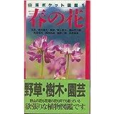春の花 (山渓ポケット図鑑)