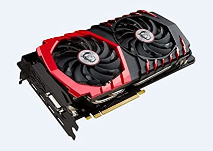 MSI TWINFROZR VI クーリングシステム搭載 グラフィックボード GeForce GTX 1080 GAMING X 8G