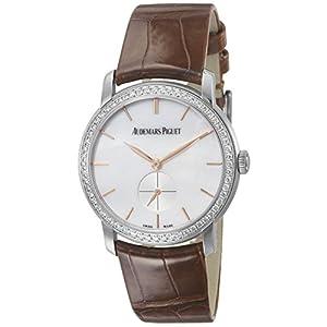[オーデマ ピゲ]AUDEMARS PIGUET 腕時計 ジュール ホワイトパール文字盤 ダイヤモンド 77240BC.ZZ.A808CR.01 レディース 【並行輸入品】