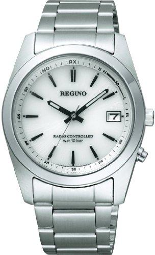 [シチズン]CITIZEN 腕時計 REGUNO レグノ ソーラーテック 電波時計 RS25-0484H メンズ