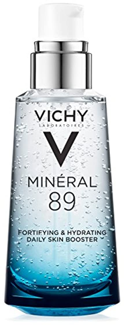 ペンスパーティー解釈するVichy Mineral 89 Fortifying, Hydrating & Plumping Daily Skin Booster, Face Moisturizer with Hyaluronic Acid, 1.67...