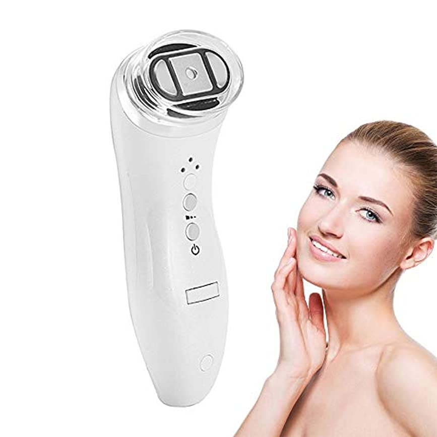 故障中気をつけて調査アップグレード専門の両極RFの無線周波数の持ち上がる表面スキンケアのマッサージャー、皮の若返りの美装置、白をきつく締める小型手持ち型の反しわ