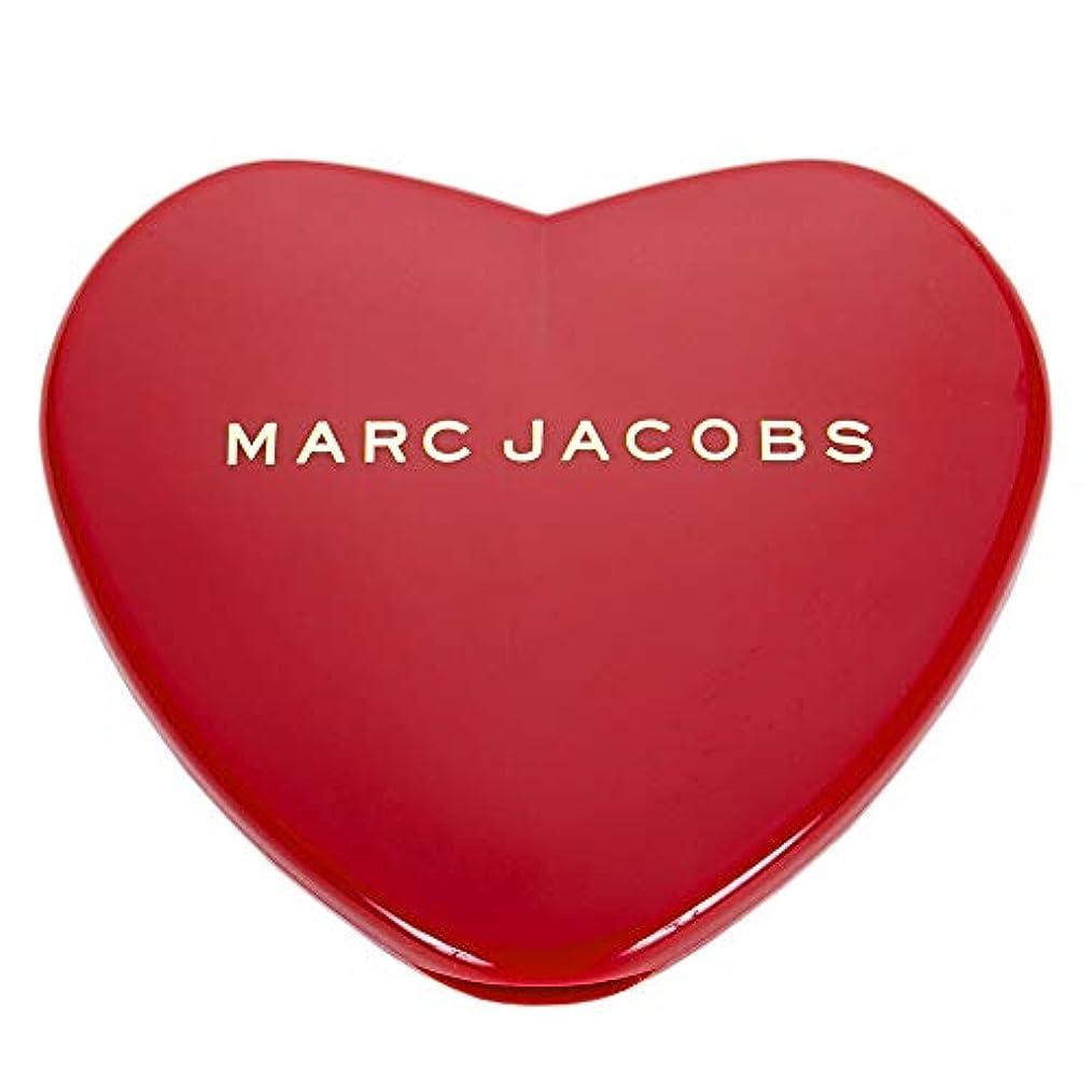 失礼なさようなら栄光[名入れ対応可] MARC JACOBS マークジェイコブス ハート コンパクトミラー コスメ 折りたたみ