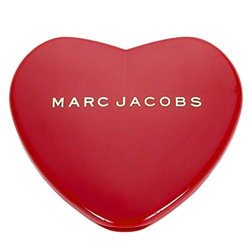 マイク怒ってメナジェリー[名入れ対応可] MARC JACOBS マークジェイコブス ハート コンパクトミラー コスメ 折りたたみ