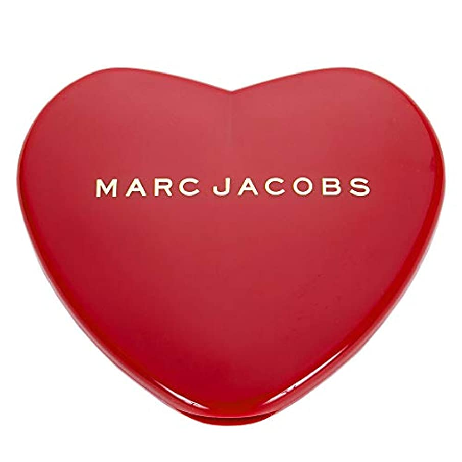 道路を作るプロセス所有者バッテリー[名入れ対応可] MARC JACOBS マークジェイコブス ハート コンパクトミラー コスメ 折りたたみ (名入れなし)
