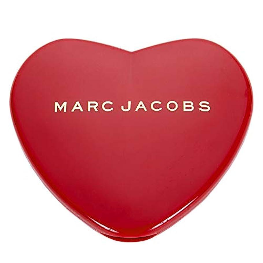 トーク重なるパイロット[名入れ対応可] MARC JACOBS マークジェイコブス ハート コンパクトミラー コスメ 折りたたみ (名入れなし)