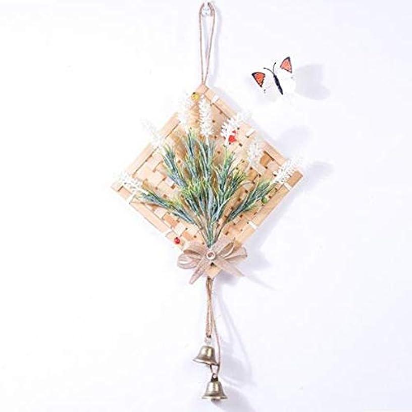 泥沼スペイン語ランデブーYougou01 風チャイム、クリエイティブ?竹風チャイム、白、幅28.5cmくらい 、創造的な装飾 (Color : White)