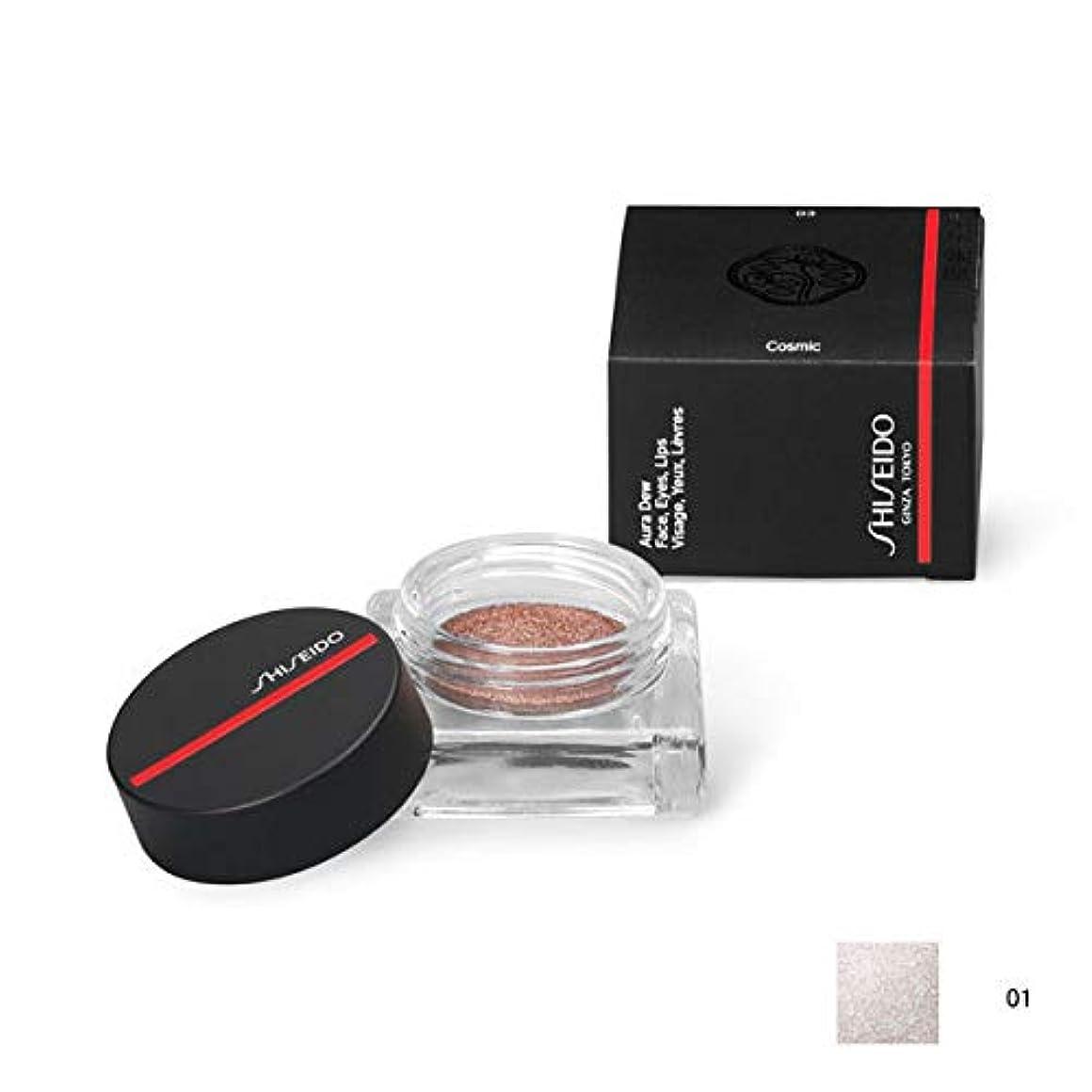 平日せせらぎ不毛SHISEIDO Makeup(資生堂 メーキャップ) SHISEIDO(資生堂) SHISEIDO オーラデュウ プリズム 4.8g (01)