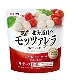 南日本酪農協同 冷蔵 6袋 北海道日高 モッツァレラ ひとくちチェリータイプ 96g