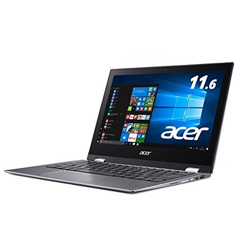 Acer Spin1 11.6インチ Windows10 静音モバイルノートパソコン