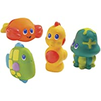 Safety 1st Seashore Squirties, Ocean Theme [並行輸入品]