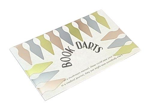 【BOOK DARTS】ブックダーツ マルチカラー 15個入り