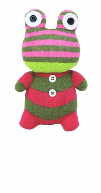 no3no4 Handmade Lido Sock Doll, 1カウント