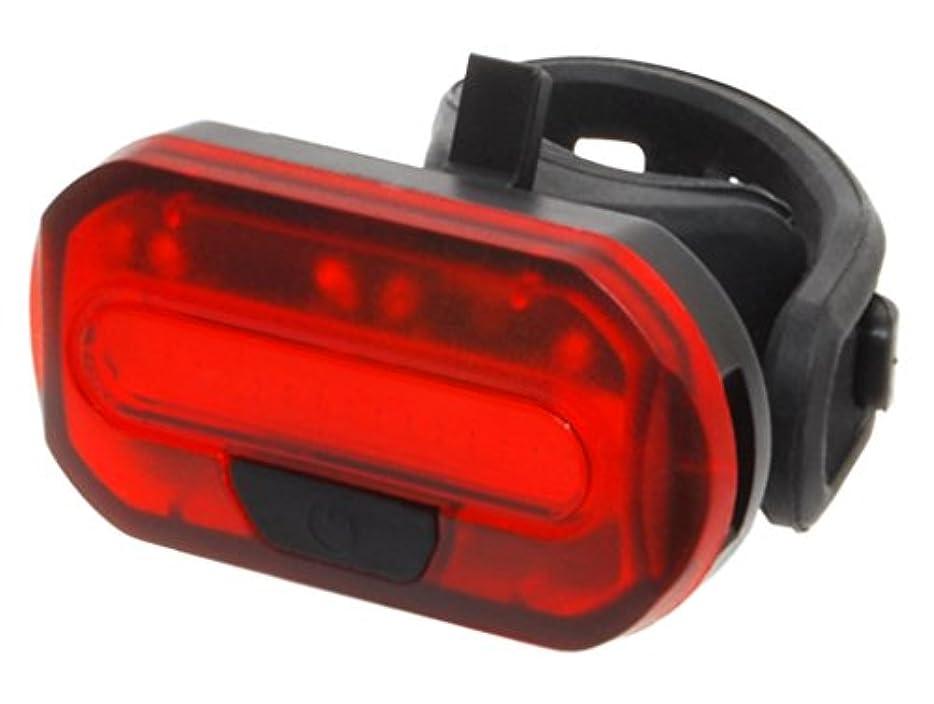 暗黙徐々に高いPalmy Sports(パルミースポーツ) LEDリアライト<PS-6068R>(ブラック) YD-4467