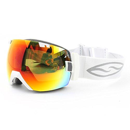 スミス アイオーエックス ゴーグル ホワイト Smith I/OX Goggles White