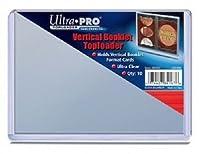 Ultra Pro 7442784167 Top Loader Booklet - Vertical