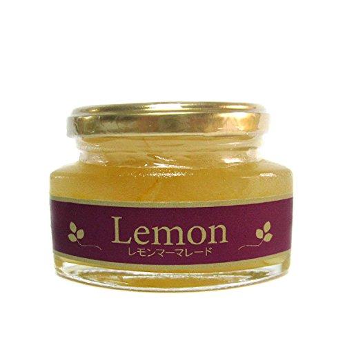 レモンマーマレード 150g2個 瀬戸内レモンジャム ゲル化剤無添加