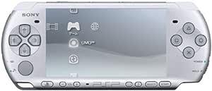 PSP「プレイステーション・ポータブル」 ミスティック・シルバー (PSP-3000MS)【メーカー生産終了】