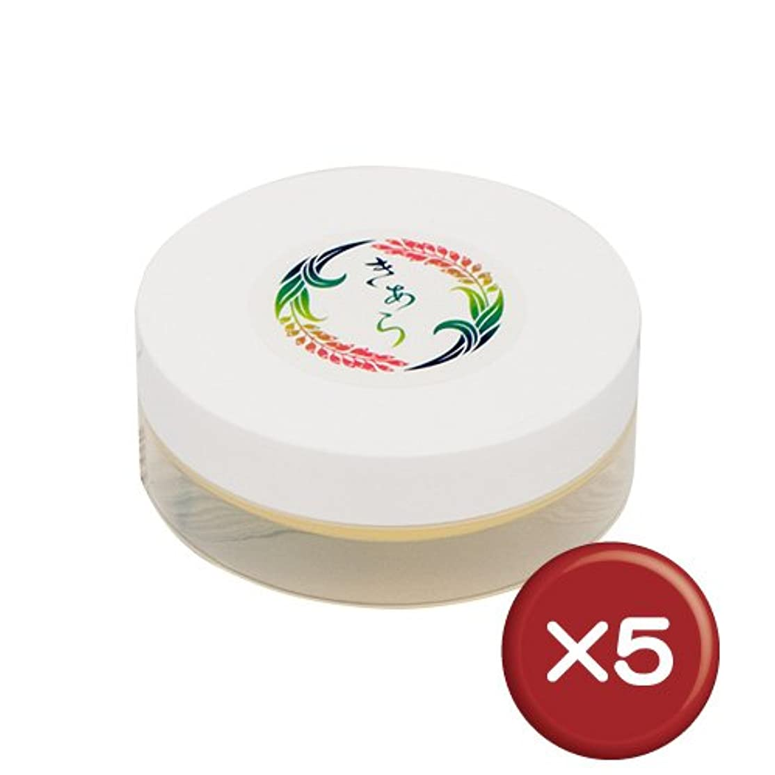 短命実際に真面目な月桃精油入りミツロウクリーム 5個セット