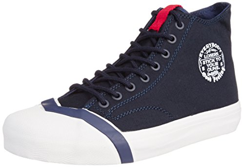 [ルーザーズ] Schooler Classic High 15SSCH02 NVY(NAVY/US 9)